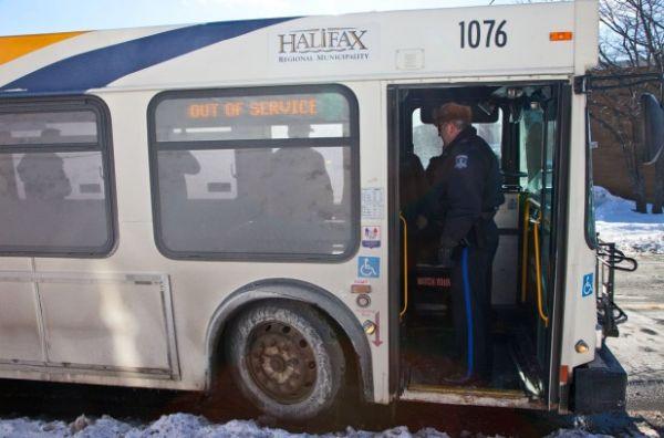 Halifax Metro Seon Bus Cameras