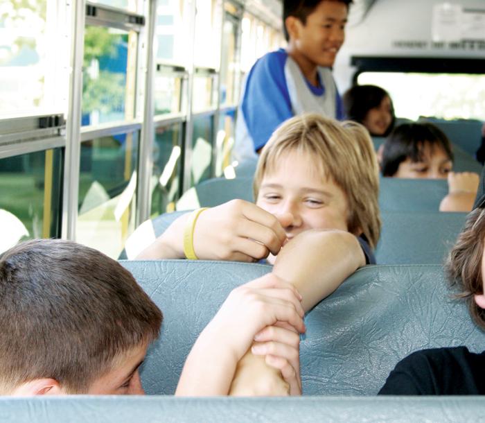 No Bullies On My Bus