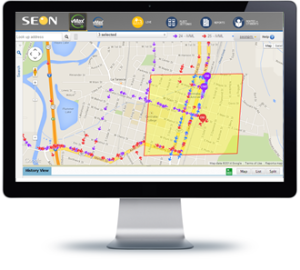 Seon, vMaxLivePlus, multiple routes  tracking