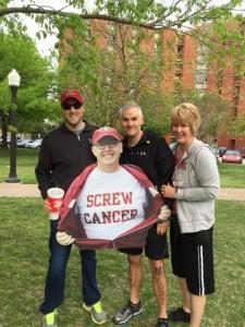 Seon, Cody's Run, cancer