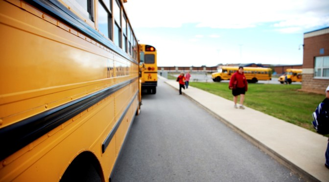 Seon, school bus cameras, video surveillance policy