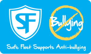 Safe Fleet, United Against Bullying Badge