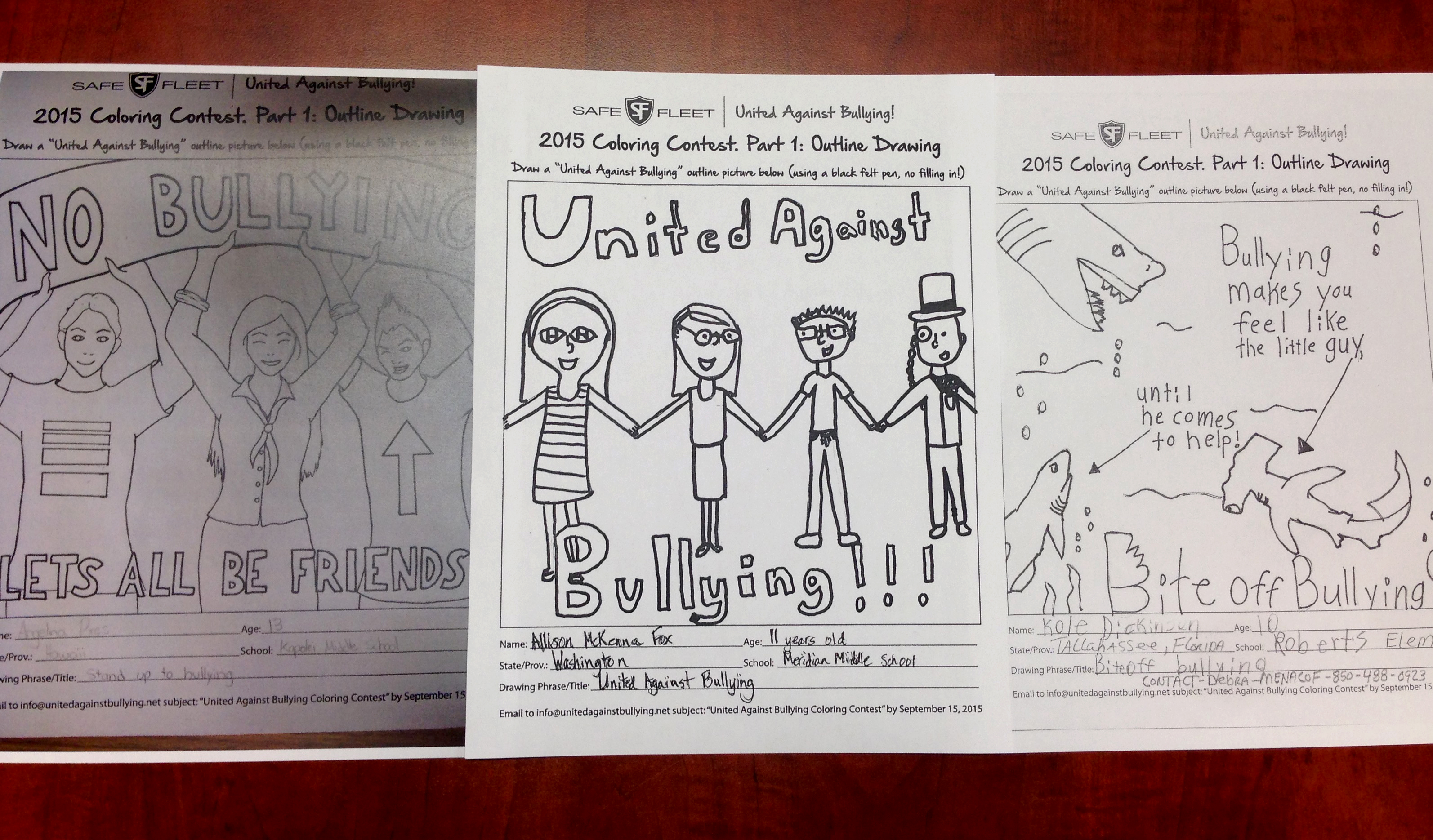 creativity helps stop bullying results of united against bullying