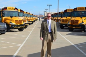 Doug Becker, Transportation Director at Frisco Independent School District (Frisco ISD)
