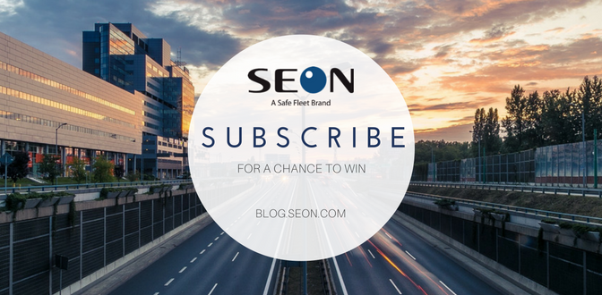 Subscribe to the Seon Blog for a Chance to Win!