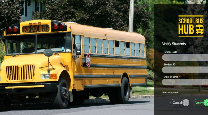 School Bus Hub: A New Portal Gives Parents Peace of Mind