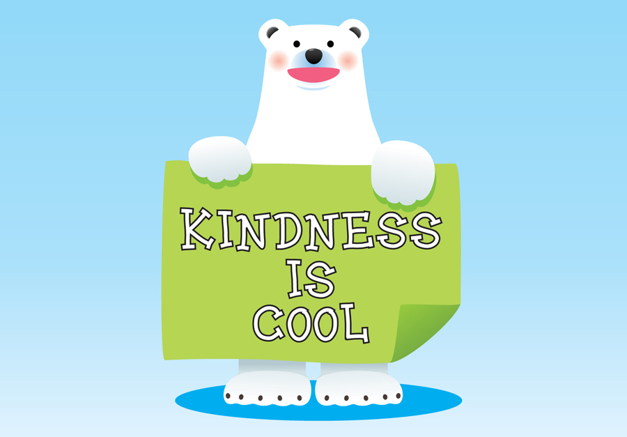 Kindness Is Cool