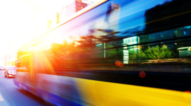 Technology and Strategies That Save Lives: Eliminating Blind Spots on Transit Buses