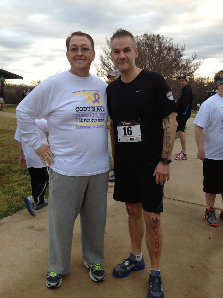 Cody's Run for Esophageal Cancer Awareness