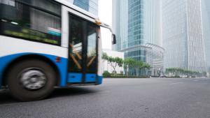 Public transit, Seon, bus driver training