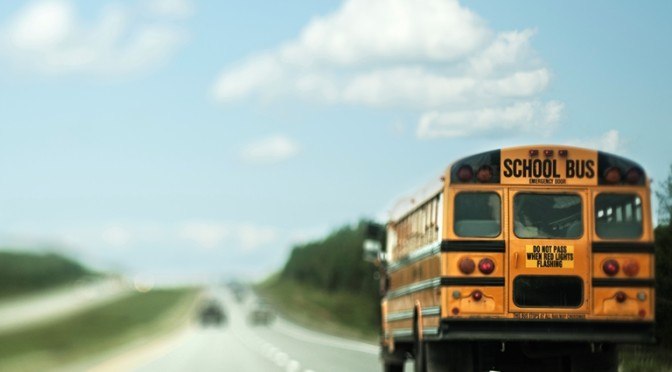 How Route Optimization Can Make Your School Bus Fleet 'Greener'