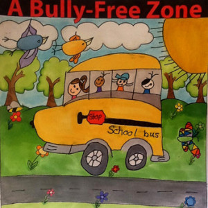 United Against Bullying Coloring Contests, Safe Fleet and Seon