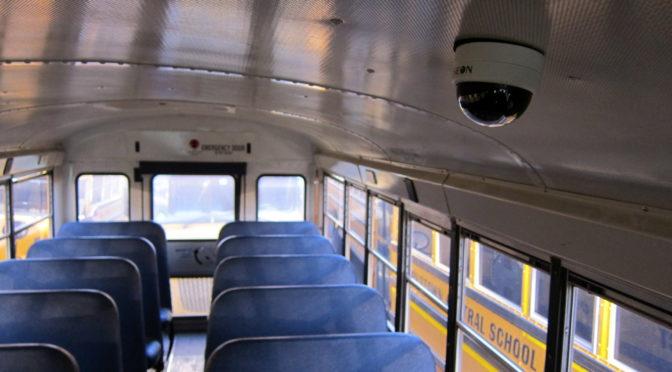 Building a Case for School Bus Surveillance Equipment