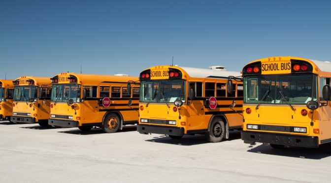 How School Bus Safety Technology Can Help You Solve Transportation Challenges in 2017