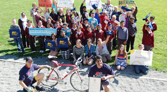 Cycling4Diversity - Partnership