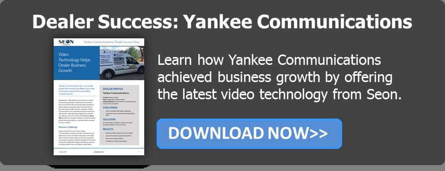 Dealer Success Yankee Communications
