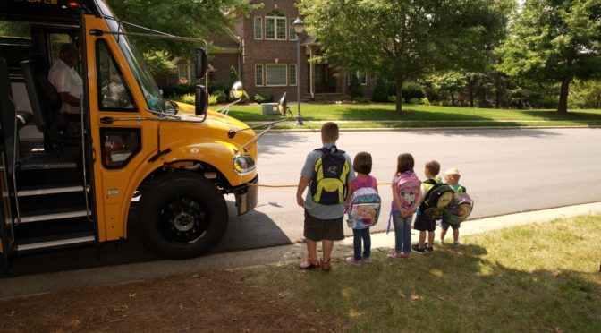 5 Things That Should Be on Your Back-to-school Safety Checklist
