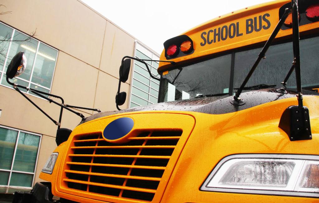 Video Surveillance Wireless Downloading for School Bus
