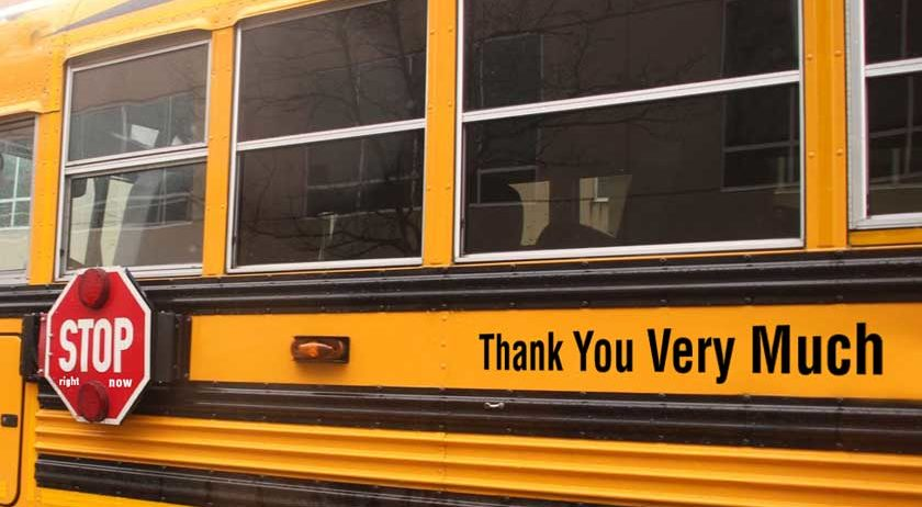 gifts for bus driver appreciation week